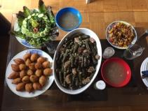 Essen aus anderen Kulturen. Foto: Schlichting