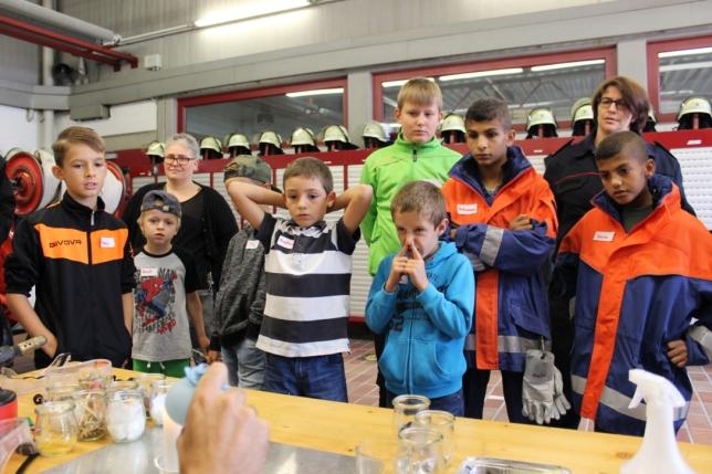 Sommerferienprogramm Schwieberdingen. Foto: Jugendfeuerwehr Schwieberdingen
