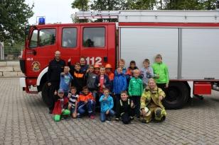 Bei der Jugendfeuerwehr Schwieberdingen. Foto: FW